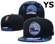 NBA Philadelphia 76ers Snapback Hat (32)