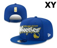 NBA Golden State Warriors Snapback Hat (353)
