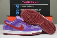 "Nike SB Dunk Low ""Plum"" (women)"