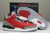"Authentic Air Jordan 3 SE ""Red Cement"""