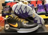 Undefeated x Nike Kobe 4 Black Purple