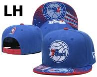 NBA Philadelphia 76ers Snapback Hat (34)