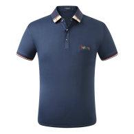 Burberry short lapel T-shirt M-XXXL (668)