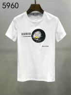 Palm Angels short round collar T-shirt M-XXXL (134)
