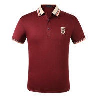 Burberry short lapel T-shirt M-XXXL (649)