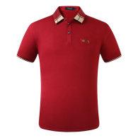 Burberry short lapel T-shirt M-XXXL (669)