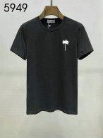 Palm Angels short round collar T-shirt M-XXXL (96)