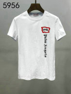 Palm Angels short round collar T-shirt M-XXXL (120)