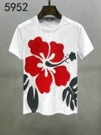 Palm Angels short round collar T-shirt M-XXXL (106)