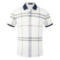 Burberry short lapel T-shirt M-XXXL (667)