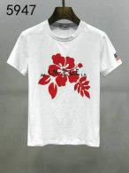 Palm Angels short round collar T-shirt M-XXXL (92)