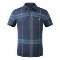 Burberry short lapel T-shirt M-XXXL (665)
