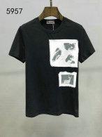Palm Angels short round collar T-shirt M-XXXL (124)