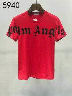 Palm Angels short round collar T-shirt M-XXXL (81)