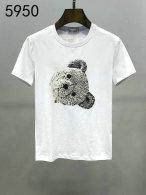 Palm Angels short round collar T-shirt M-XXXL (102)