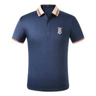 Burberry short lapel T-shirt M-XXXL (648)