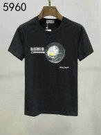 Palm Angels short round collar T-shirt M-XXXL (133)