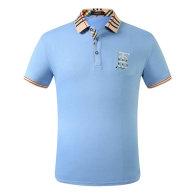 Burberry short lapel T-shirt M-XXXL (654)