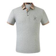 Burberry short lapel T-shirt M-XXXL (657)
