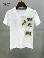 Palm Angels short round collar T-shirt M-XXXL (126)