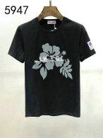 Palm Angels short round collar T-shirt M-XXXL (93)