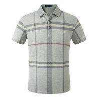 Burberry short lapel T-shirt M-XXXL (663)