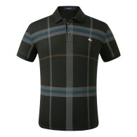 Burberry short lapel T-shirt M-XXXL (666)