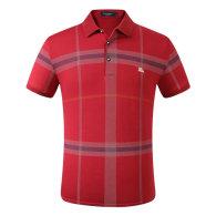 Burberry short lapel T-shirt M-XXXL (664)