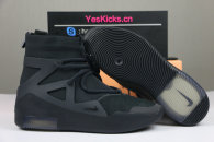 "Authentic Nike Air Fear of God 1 ""Triple Black"""