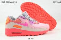 Nike Air Max 90 Women Shoes (457)
