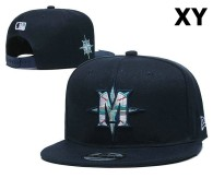 MLB Seattle Mariners Snapback Hat (9)