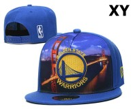 NBA Golden State Warriors Snapback Hat (356)