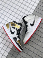 Perfect CLOT x Air Jordan 1 Mid GS