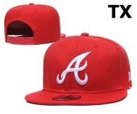 MLB Atlanta Braves Snapback Hat (88)