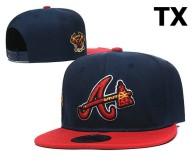 MLB Atlanta Braves Snapback Hat (90)