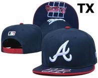 MLB Atlanta Braves Snapback Hat (87)