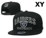 NFL Oakland Raiders Snapback Hat (500)