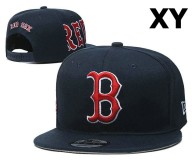 MLB Boston Red Sox Snapback Hats (136)