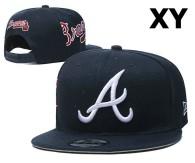 MLB Atlanta Braves Snapback Hat (92)
