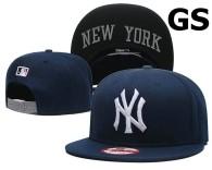 MLB New York Yankees Snapback Hat (609)
