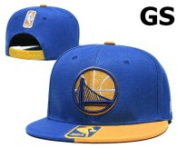 NBA Golden State Warriors Snapback Hat (357)