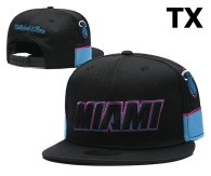NBA Miami Heat Snapback Hat (692)