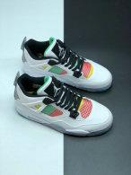 Air Jordan 4 Women Shoes AAA (53)