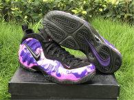 Authentic Nike Air Foamposite Pro Purple Camo