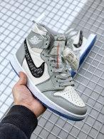 Perfect Dior x Air Jordan 1 High GS