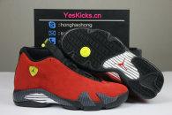 "Authentic Air Jordan 14 ""Ferrari"""