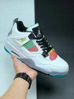 "Perfect Air Jordan 4 ""Rasta"" GS"