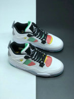 "Perfect Air Jordan 4 ""Rasta"""