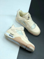 Perfect OFF White x Air Jordan 4