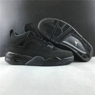 "Perfect Air Jordan 4 ""Black Cat"""